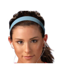 "Chica Headband (Light Blue 1"")"