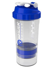 Spider Mini To Go Blue 500ml with Compartment