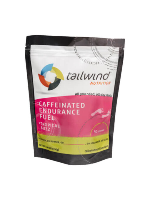 Tailwind Nutrition Caffeinated Tropical Buzz (50 servings)