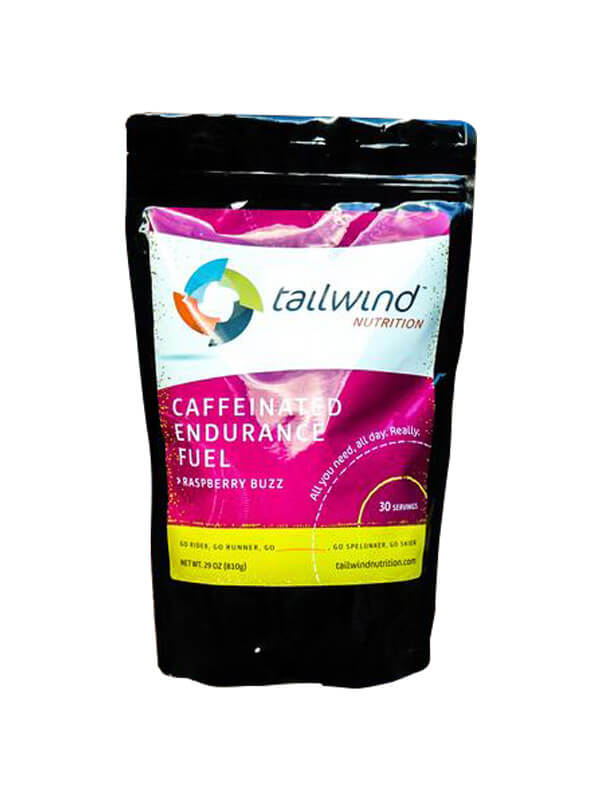 Tailwind Nutrition – Caffeinated 30 servings Raspberry Buzz