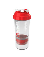 Spider Mini To Go Red 500ml with Compartment