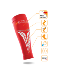 Calf Sleeves (Red)