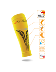 Calf Sleeves (Yellow)
