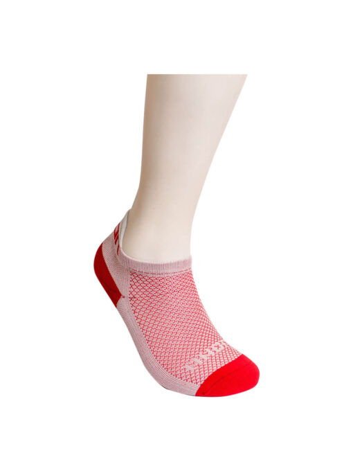 Ahon Fiery Grey Lite Trail Socks