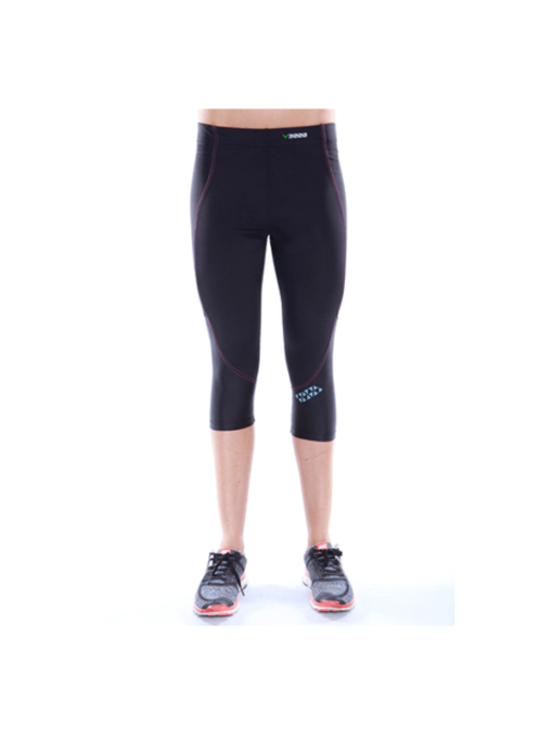 Viva Athletic Women's Compression 3/4 Pants