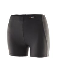 Women's Compression Shorts Space Grey