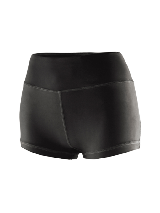 Viva Athletic Women's Compression Yoga Shorts