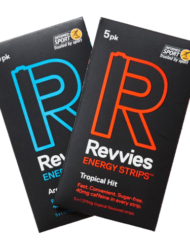 Revvies Energy Strips pack of 5