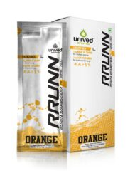 RRUNN Pre – Pre-Workout Energy Mix, Instant & Sustained Energy