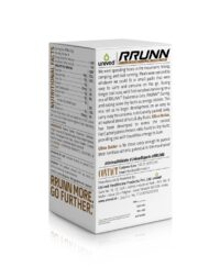 RRUNN Ultra Butter, Portable Energy Peanut Butter & Cashew Butter Squeeze Packs, Vegan