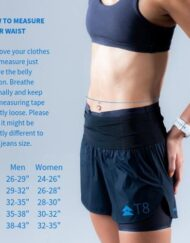 T8 Combo: Women's Shorts and Commando Running Underwear