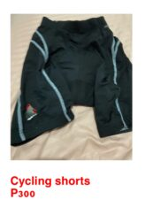 Preloved Cycling Shorts