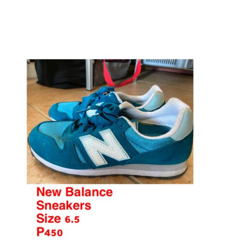 Preloved New Balance Sneakers