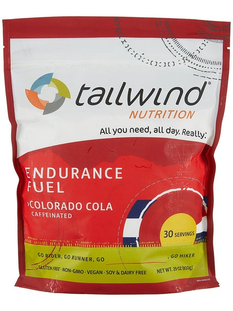 Tailwind Nutrition Caffeinated Colorado Cola (50 servings)