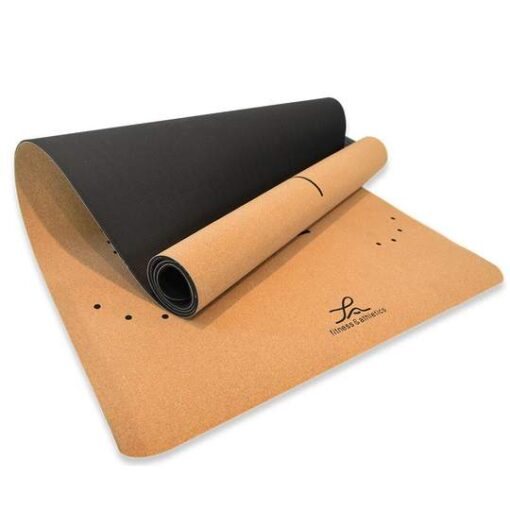 Fitness & Athletics Cork Yoga Mat